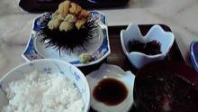 仙台のおいしいもの・宮城のおいしいものをご紹介-うに定食