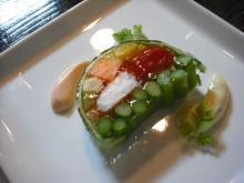 仙台のおいしいもの・宮城のおいしいものをご紹介-前菜そのに