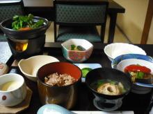 仙台のおいしいもの・宮城のおいしいものをご紹介-旅館大沼一汁三菜2