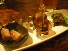 仙台のおいしいもの・宮城のおいしいものをご紹介-仙台 あくび 前菜