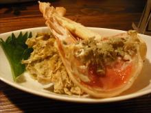 仙台のおいしいもの・宮城のおいしいものをご紹介-仙台 あくび カニ