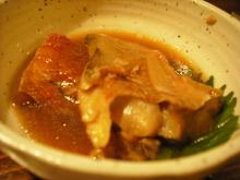 仙台のおいしいもの・宮城のおいしいものをご紹介-仙台 あくび お魚の煮付け