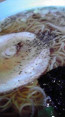 仙台のおいしいもの・宮城のおいしいものをご紹介-仙台宮城のおいしいもの丸森振興食道のラーメン2
