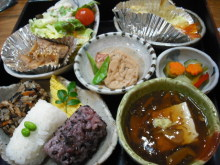 仙台のおいしいもの・宮城のおいしいものをご紹介-直売所交流会 木の家定食