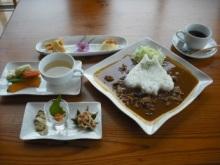 仙台のおいしいもの・宮城のおいしいものをご紹介-鮭川 エコパーク トトロのきのこカレー