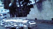 仙台のおいしいもの・宮城のおいしいものをご紹介-宮城の地震 屋外