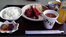 仙台のおいしいもの・宮城のおいしいものをご紹介-震災後 ホテル観洋 ランチ